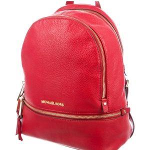 Permission pebble backpack